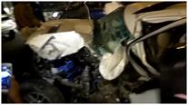 दिल्ली : तेज रफ्तार कार ने 8 लोगों को रौंदा, 1 बच्ची की मौत