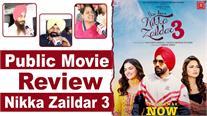 Nikka Zaildar 3 | Movie Review | Ammy Virk | Wamiqa Gabbi | Sonia Kour