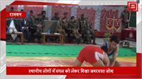 पीर पंजाल रेस्लिंग लीग में J&K के पहलवानों ने दिखाया दमखम, सेना को कहा शुक्रिया