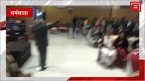देखिए CM की महफिल में रमेश ध्वाला का डांस