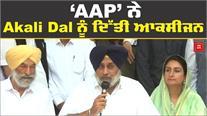 Aam Aadmi Party के क्लेश  ने Akali Dal को दिया सहारा !