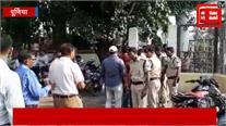 #LokSabha Results: कड़ी सुरक्षा के बीत मतगणना शुरू, संतोष कुशवाहा और उदय सिंह के बीच सीधा मुकाबला