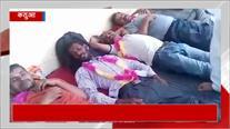 आमरण अनशन पर बैठे 3 डेलीवेजरों की हालत गंभीर, बोले- जान दें देंगे लेकिन अनशन नहीं तोड़ेंगे