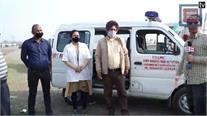 Dsgmc ਵਲੋਂ ਕਿਸਾਨਾਂ ਲਈ ਜਾਰੀ ਕੀਤੀ ਕੀਤੀ Mobile Ambulance