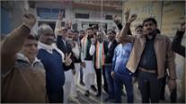 वार्ड नंबर-15 से कांग्रेस के पार्षद प्रत्याशी अनिल गुप्ता का एलान- जीतने पर घर जाकर बंधवा दूंगा पेंशन