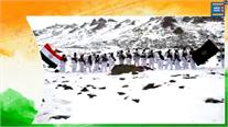 20 degree 'ਚ Soldiers ਨੇ Border 'ਤੇ ਮਨਾਇਆ Republic Day