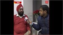 Vishwas Nagar Assembly Seat से Congress उम्मीदवार Gurcharan Singh Raju से खास बातचीत