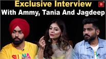 Exclusive Interview With Ammy Virk, Tania & Jagdeep Sidhu | Sufna | Bollywood Tadka Punjabi