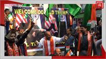 ट्रंप के आने पर जम्मू में जश्न, डोगरा फ्रंट की मांग- आतंकवाद का सूपड़ा साफ़ होना चाहिए