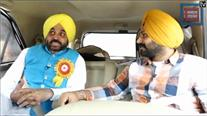 Bhagwant Mann   Exclusive Interview   Raman Sodhi   Jagbani
