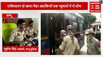 जम्मू शहर में लश्कर-ए-तैयबा का बड़ा मॉड्यूल ध्वस्त... 6 आतंकी गिरफ्तार