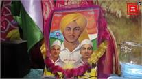 पुंछ में मनाई गई शहीद भगत सिंह की 113वीं जयंती... लोगों में बांटे गए मास्क