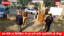 72वें सेना दिवस पर बिलासपुर में पूर्व सैनिकों ने शहीदों को किया नमन