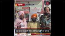पुलिस और सदर बाजार के व्यापारियों ने चलाया जागरूक अभियान
