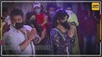 Yeh Rishta Kya Kehlata Hai के Set पर हुआ Bappa का Visarjan, Shivangi Joshi दिखी