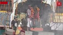 देवता माहूटी नाग के आगमन के साथ शुरू हुआ बिजली महादेव मेला