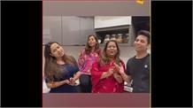 Sudesh Lehri ਦੇ Birthday 'ਤੇ Family ਨੇ ਦਿੱਤਾ ਇੰਝ Surprise, ਹੱਸ-ਹੱਸ ਹੋ ਜਾਓਗੇ ਦੂਹਰੇ
