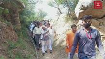 नारनौल के दौरे पर रहे CM खट्टर, करोड़ों की विकास परियोजनाओं का किया शिलान्याल व उद्घाटन