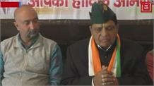 कर्नल धनीराम शांडिल ने बीजेपी को लिया आड़े हाथ
