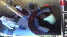 हथियार दिखाकर अल्ट्रासाउंड सेंटर से नकदी और मोबाइल लूट ले गए चोर, पैदल ही हुए फरार