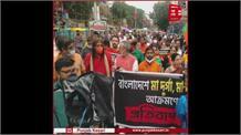बांग्लादेश में हिंदुओं पर इस्लामिक कट्टरपंथियों के हमले का BJP ने किया विरोध