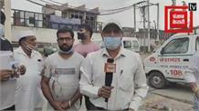 करनाल के रामनगर में चाकुओं से गोंदकर युवक की हत्या