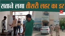 डीसी- एसपी ने Rohtak के अस्पतालों का किया दौरा, लोगों से की ये अपील