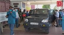 डिव कॉम कश्मीर पीके पोल ने किया अनंतनाग का दौरा, महामारी पर सुनिए क्या कहा