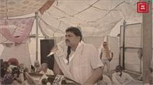 Jind  में Farmers   ने BJP-JJP  नेताओं को रोकने के लिए की किलेबंदी ! बोले: हिम्मत है तो यहां पांव रखकर दिखाएं