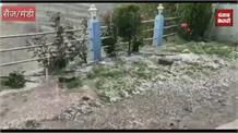 सैंज घाटी में ओलावृष्टि से भारी नुकसान