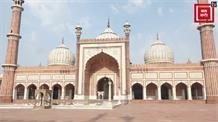 Eid ਮੌਕੇ ਦਿੱਲੀ Jama Masjid 'ਚ ਸੰਨਾਟਾ, ਲੋਕਾਂ ਨੇ ਇੰਝ ਕੀਤੀ Eid-Ul-Fitr ਦੀ ਨਮਾਜ਼ ਅਦਾ