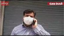 वाह: हमीरपुर के इस डाक्टर ने अपने स्तर पर शुरू कर दी covid helpline और एंबुलेंस