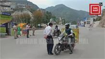 Live: सोलन पुलिस ने चंडीगढ़ - शिमला राष्ट्रीय उच्च मार्ग पर लगाया नाका