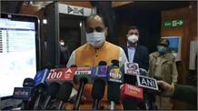 Covid curfew को लेकर CM Jairam का ताज़ा बयान