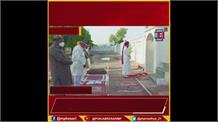 कोरोना काल में फीका रहा ईद का त्यौहार, मस्जिद रही सूनी, घरों में रहकर लोगों ने पढ़ी नमाज