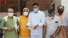 यमुनानगर में भाजपा ने शुरु की सेवा रसोई, कोरोना मरीजों तक पहुंचाया जाएगा भोजन