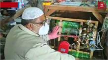 बांदीपोरा मैन ने फिर किया कमाल, घर पर बना डाला सस्ता ऑक्सीजन कंसेंट्रेटर
