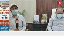 Corona और शुगर के मरीजों को  Black Fagans से ज्यादा खतरा, CMO योगेश शर्मा से खास बातचीत