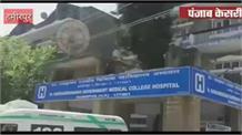 हमीरपुर के covid केंद्रों की अग्नि सुरक्षा जांची