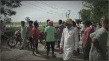खंड जाखल के गांव कासमपुर में ग्रामीणों ने जेई को बनाया बंधक, बिजली सप्लाई न मिलने से गुस्साए ग्रामीण