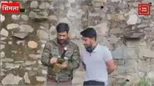 Shimla में फैन्स से मिले पूर्व कप्तान MS धोनी