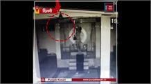 चोरों ने 'भगवान के घर' को बनाया निशाना, चुरा ले गए दानपात्र समेत चांदी के छत्र