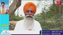 मटका चौक से धरनारत किसान निहंग सिंह को पुलिस ने जबरन उठाया: Charuni