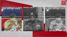 सोपोर एनकाउंटर में मारे गए तीन खूंखार आतंकी, पुलिस और सेना ने संयुक्त प्रेस कांफ्रेंस में दी जानकारी