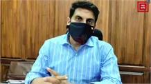 डीसी श्रीनगर एजाज असद बोले, कोरोना से लड़ने को एक मात्रा हथियार...