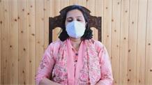 कोरोना बंदिशों पर सुनिए कहा जानकारी दे रही डीसी गांदरबल कृतिका ज्योत्सना