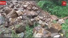पहाड़ों की रानी शिमला में भी  बारिश का तांडव, गुम्मा खड्ड में बादल फटा, गाड़ियां दबी