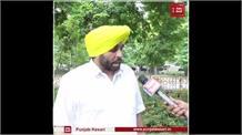 'किसानों की संसद' पर 'आप' सांसद भगवंत मान का Exclusive interview