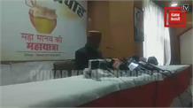#Live:कांग्रेस प्रदेश अध्यक्ष कुलदीप सिंह राठौर