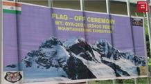 22 हजार मीटर ऊंची चोटी क्लाइंब करने निकले ITBP के 27 जवान